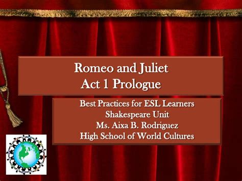 themes in romeo and juliet slideshare best practices romeo and juliet prologue