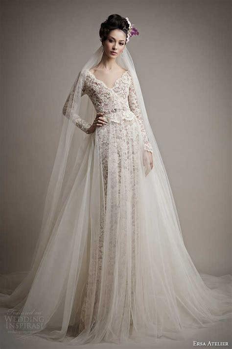 Kurzes Brautkleid Spitze Mit ärmeln by Hochzeitskleid Mit Langen Armeln Hochzeitskleid