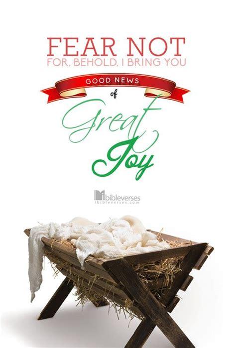 angel    fear   behold  bring  good news  great joy