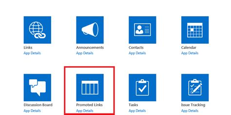 Site Tile Image Gallery Sharepoint Tiles
