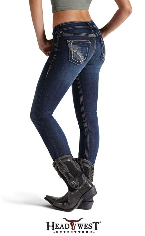 Boots Denim Galaxy ariat s midnight galaxy with boots what the cowgirls wear
