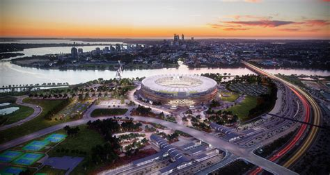 gold wallpaper perth perth stadium to host rugby league state of origin series