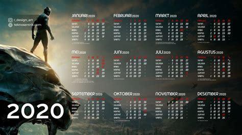 desain kalender  super keren
