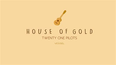 house of gold music video twenty one pilots house of gold lyrics youtube