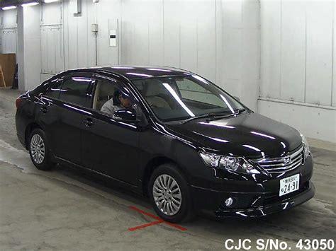 Toyota Allion Black 2013 Toyota Allion Black For Sale Stock No 43050