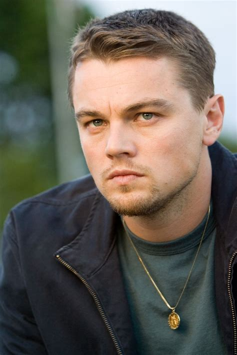 name of leonardo dicaprio hairstyle in the departed leonardo dicaprio in the departed sexy men pinterest