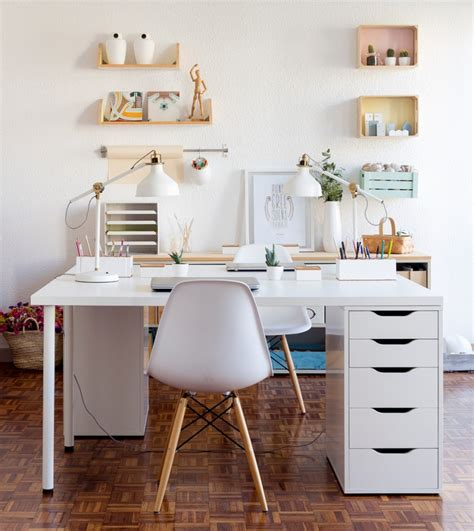 fashioned office desk 21 white office desk designs ideas plans design