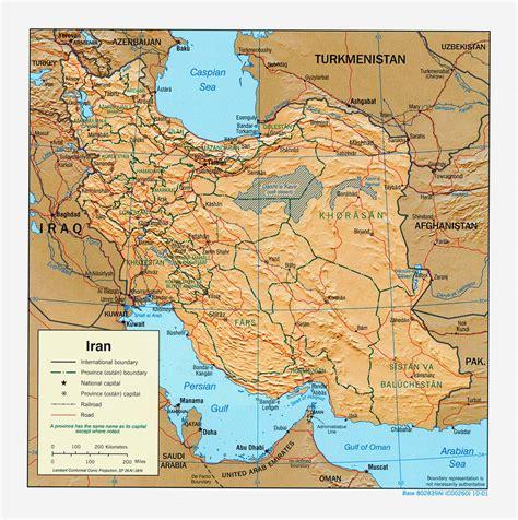 in iran vereinigte arabische emirate weltatlas