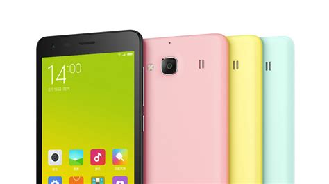 Xiaomi Redmi 2 Green Edition 2 expected xiaomi redmi 2 benchmarks