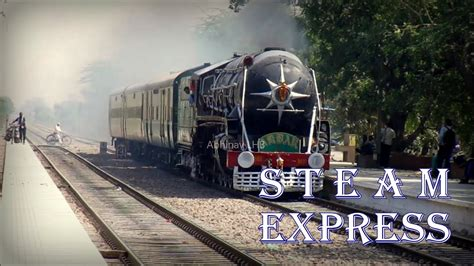 steam express indian railways steam heritage wp