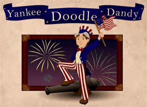 yankee doodle myfuncards yankee doodle send free holidays ecards
