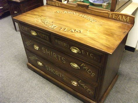 Drawer Sign by Sign Written Chest Of Drawers Antiques Atlas