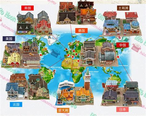 Cubicfun 3d Puzzle World Style Series Shops Stall 3d puzzle world style end 5 21 2018 11 15 am