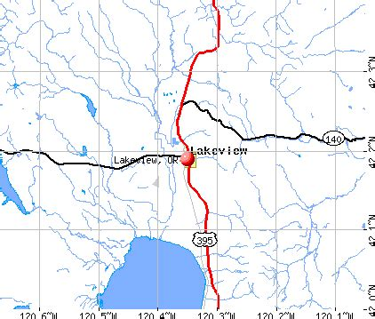 map lakeview oregon image gallery lakeview oregon
