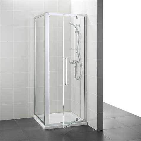 700mm Pivot Shower Door Ideal Standard Kubo 700mm Pivot Corner Enclosure Door