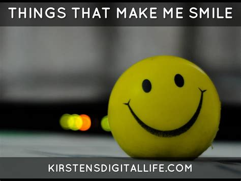 5 Things To Make You Smile Today by 20130716 221125 Jpg Kirsten S Digital