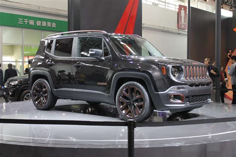 jeep renegade black 2015 jeep renegade review price release date specs