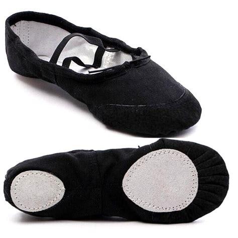 Sepatu Balet Anak Jakarta sepatu balet anak bahan canvas pointe shoe size 32