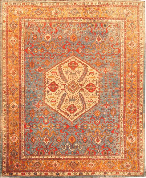 antique turkish rug antique oushak turkish rugs 42697 for sale antiques classifieds