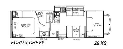 coachmen class c motorhome floor plans 2014 coachmen freelander 29ksc class c owatonna mn noble