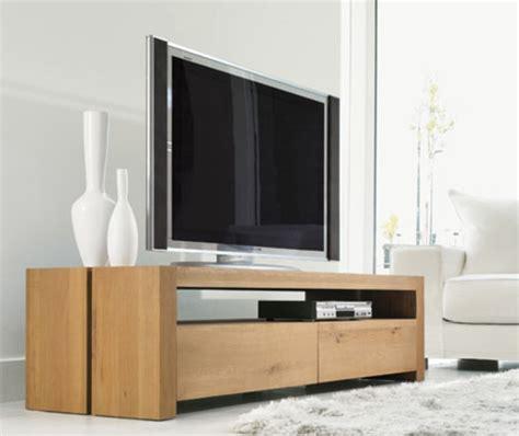 Modèles de meuble tv en bois   Archzine.fr