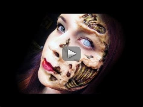 tutorial latex halloween 421 best images about make up tutorials on pinterest
