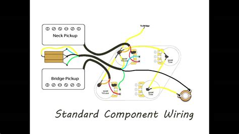 diy les paul wiring vintage versus modern