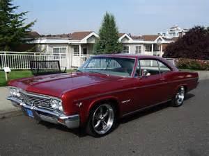 1966 Chevrolet Impala 1966 Chevrolet Impala Ss Custom 2 Door Hardtop 137955