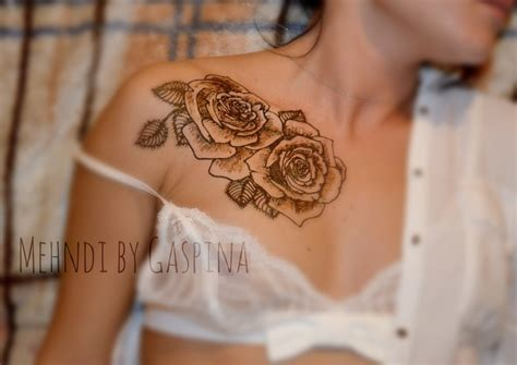 collar bone rose tattoo 24 collar bone tattoos