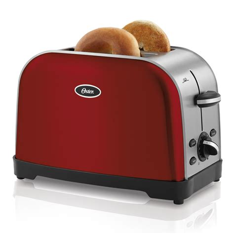 Oster Toaster Oster 174 2 Slice Toaster Metallic