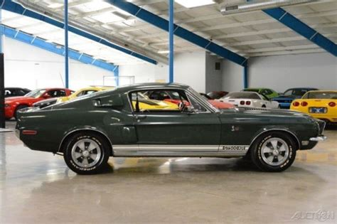 Shelby Cobra Jet by 68 Ford Mustang Shelby Cobra Gt500kr Automatic 428 Cobra