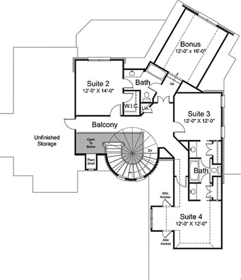plan w29503nt tale home plan a house of