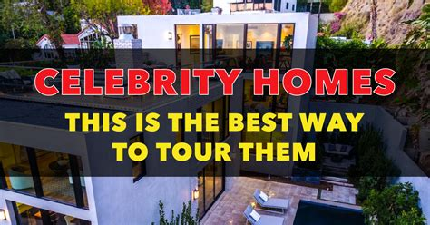 famous houses in los angeles celebrity homes los angeles take a tour with this map