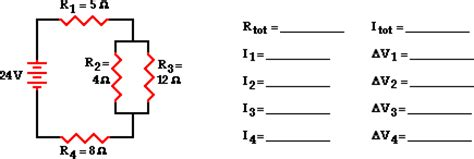 exles of combination of resistors combination circuits
