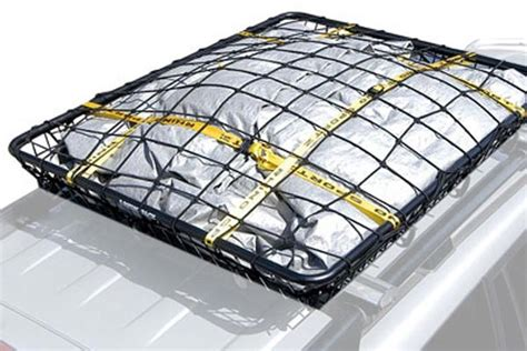 Roof Rack Net by Rhino Rack Luggage Net Free Shipping From Autoanything