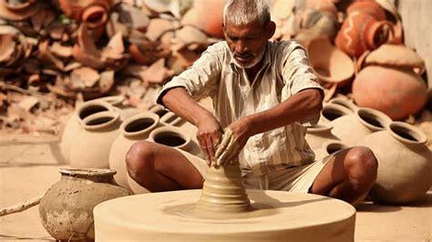 Plant Potters utsav kraft an indian handicrafts store indian potter