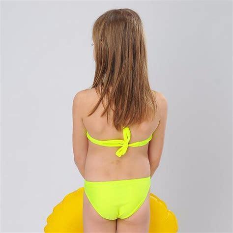 bathing suit little girl beach hiheart 2015 baby girls individuality swimsuit little