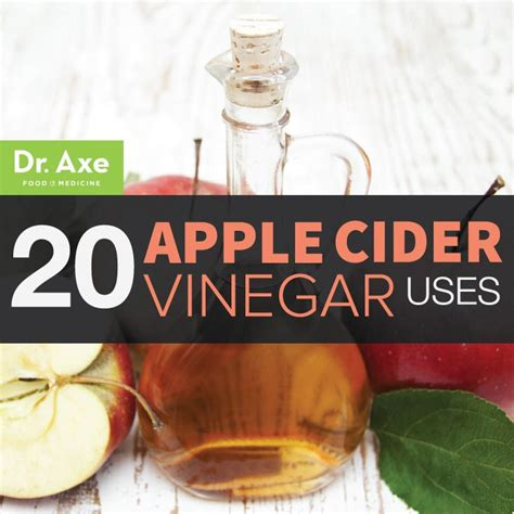 Dr Axe Apple Cider Vinegar Detox by 20 Unique Applecidervinegar Uses And Remedies Apple