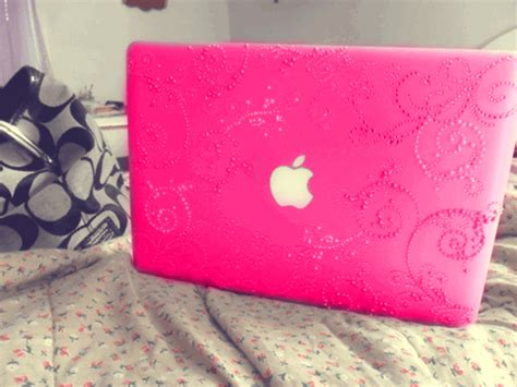 girly wallpaper for macbook apple apple laptop computer girly image 489692 on