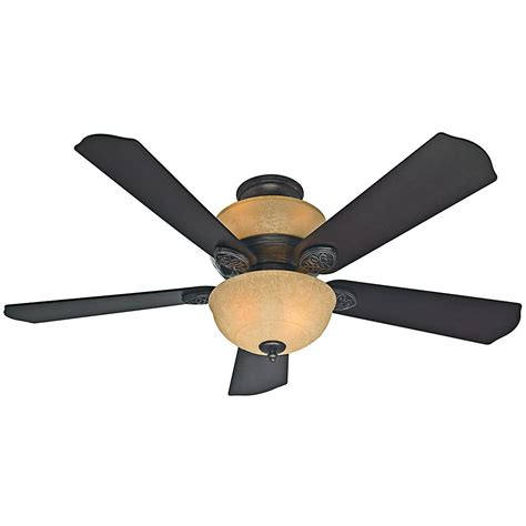 hazelwood 52 in indoor roman bronze ceiling fan