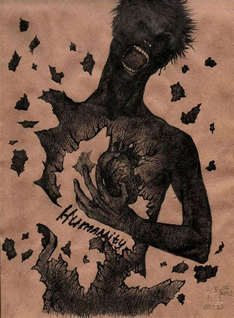 My Broken Person By Occa01 On Deviantart by Broken A Person By Raccoon Psychopath On Deviantart