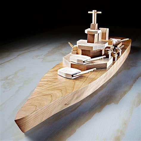 wooden boat toy plans mil spec iowa class battleship diy kids room makeover