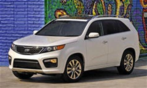 Kia Sorento Reliability 2013 2013 Kia Sorento Suspension Problems And Repair