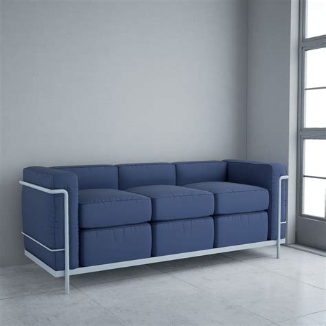 lc3 couch lc3 sofa large ue4arch