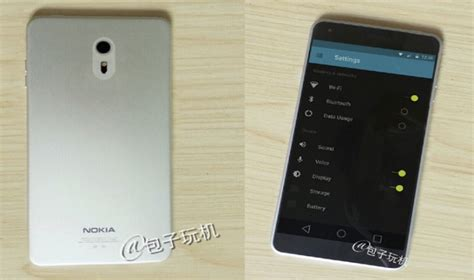2015 android phones ecco c1 il nuovo smartphone nokia con android wired