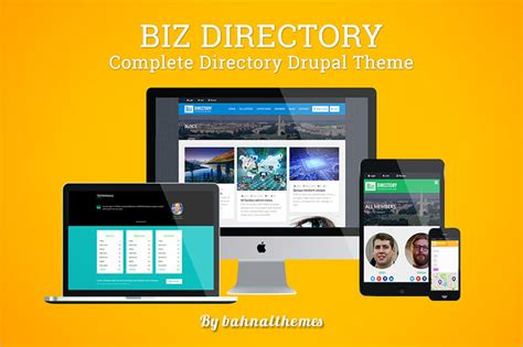 drupal themes directory 4 directory listing drupal theme free templates