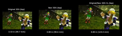 3ds graphics comparison by ign gt new