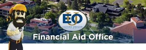 Oregon State Financial Aid Office cost of attending eou financial aid office
