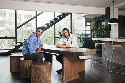 photos john abraham house master planner verve magazine india s premier luxury