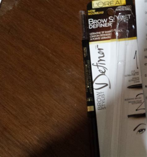 L Orel Brow Stylist Definer l oreal brow stylist definer reviews in eyebrow care